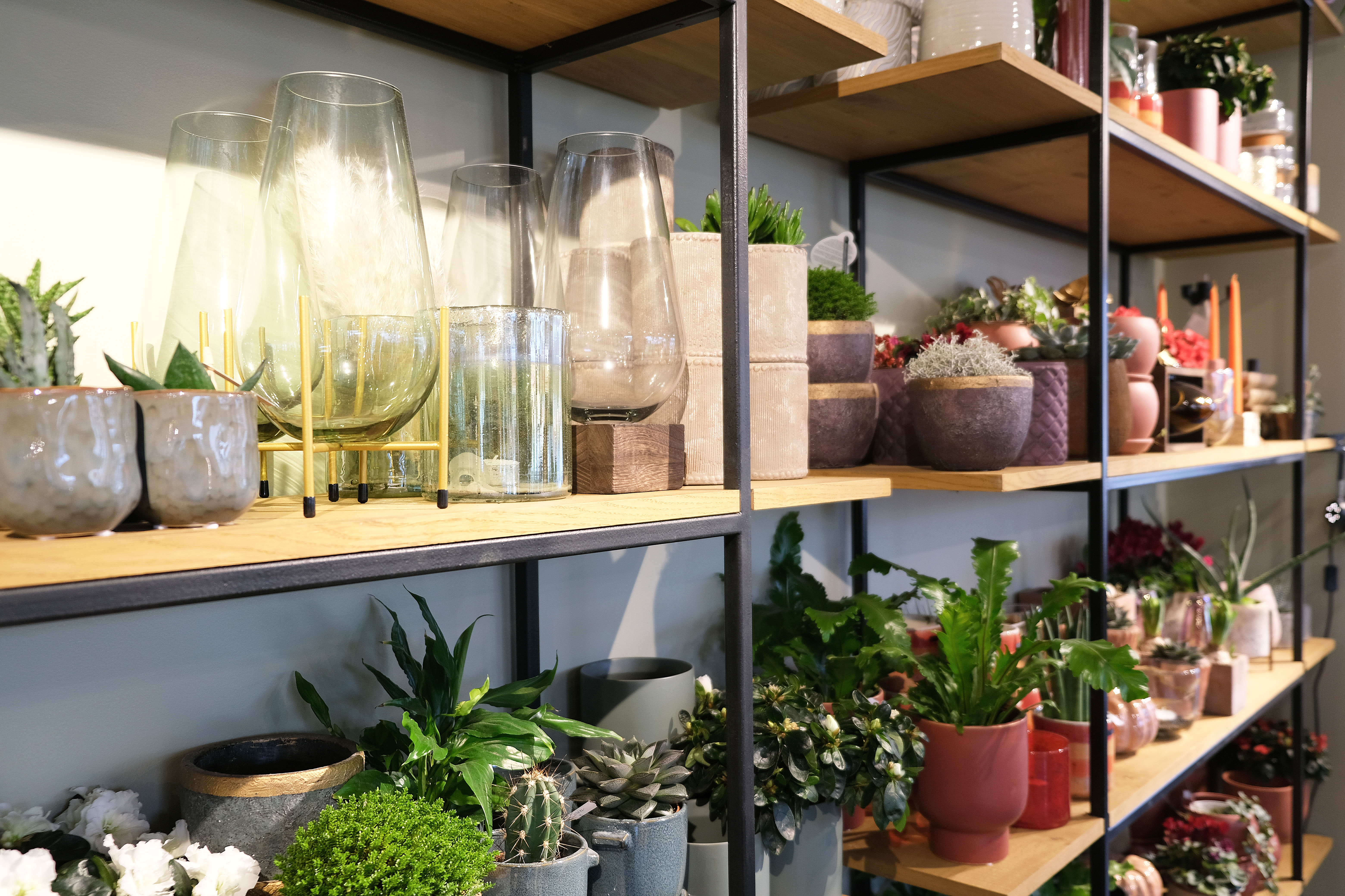 GRUME Studio The Bloomist – Shop, fleuriste